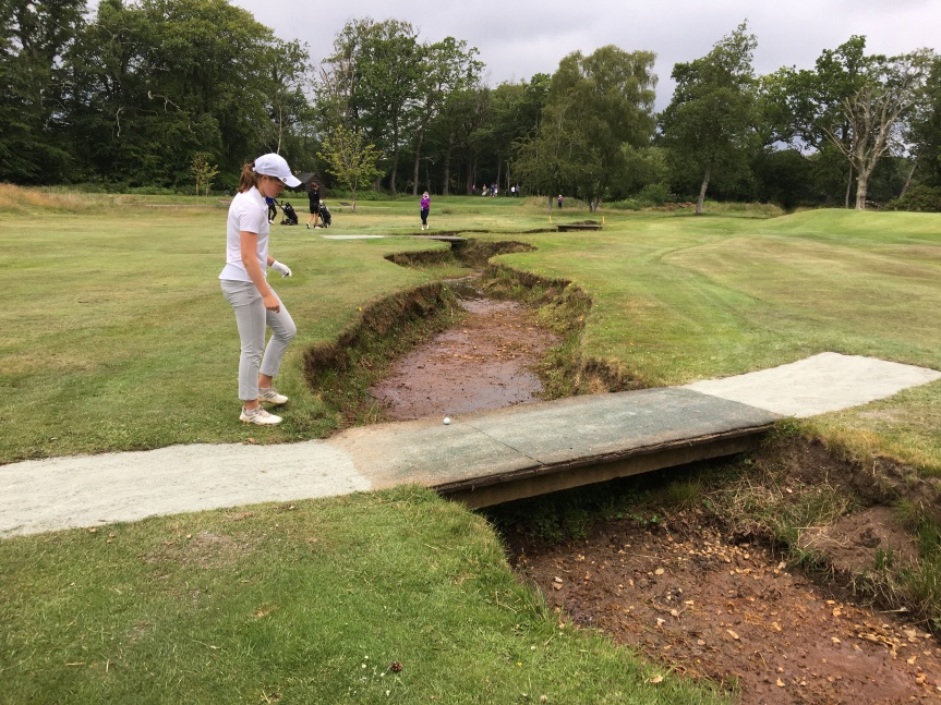 Immovable Obstructions and PenaltyAreas